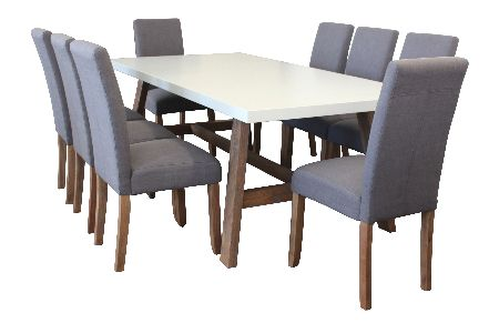 Copacabana 9 Pc Dining with Ashton chair (19)