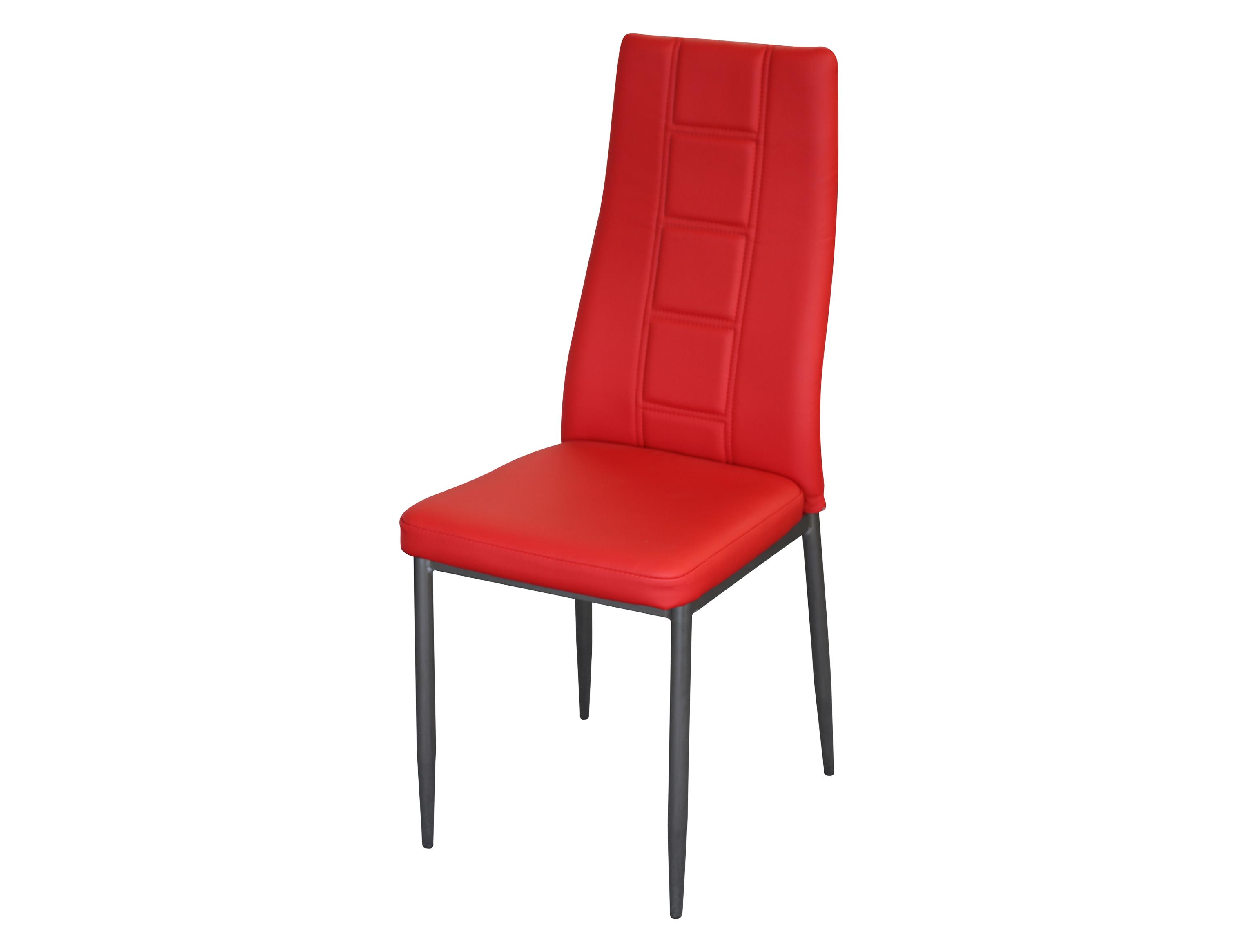 Narellan Dining Chair Red Berton Furniture