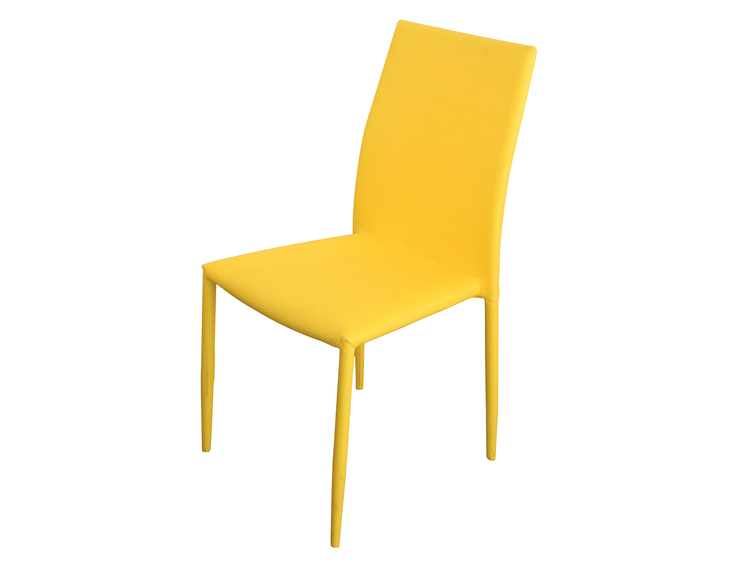 Sven Dining Chair Yellow Berton Furniture