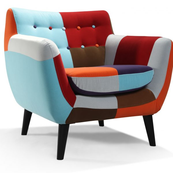 Patch chair #8