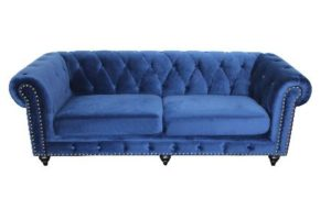 Chesterfield Royal Navy Velvet (5)