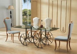 Coach Dining Table