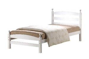 Cosmos bed white