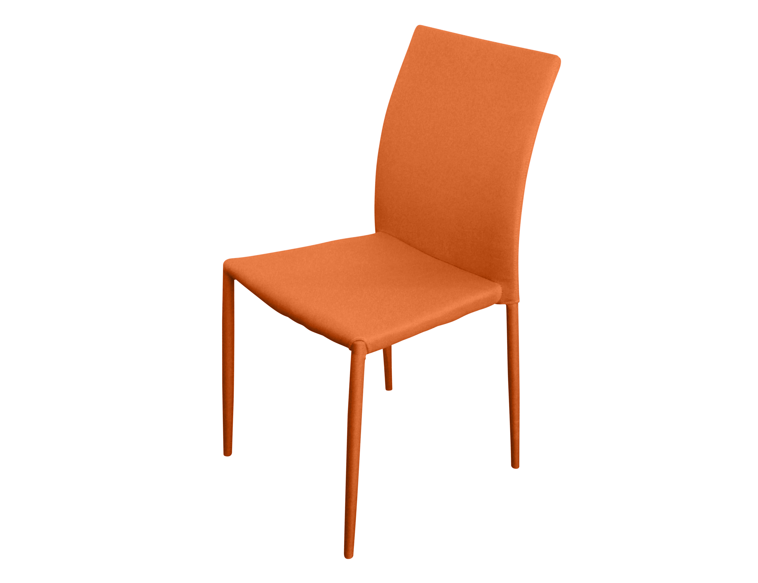 Sven Dining Chair Orange Berton Furniture