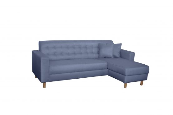 Princeton Chaise (4) Blue Color