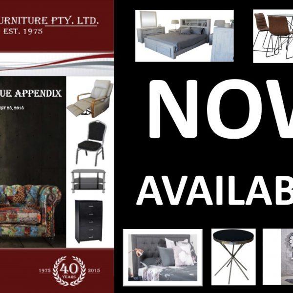 catalogue appendix