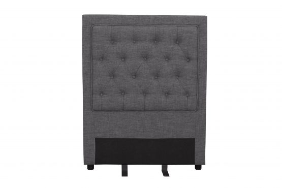 Ashford Single Bed Charcoal