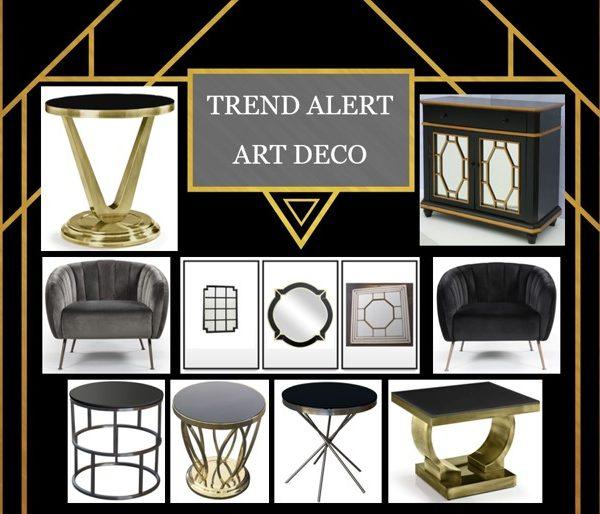 Trend Alert Art Deco