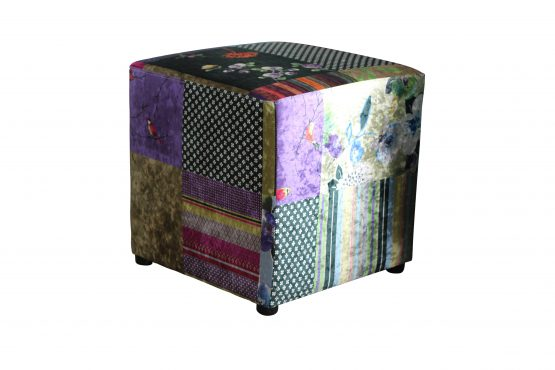 Belmont Ottomans Purple Digital Print (7)