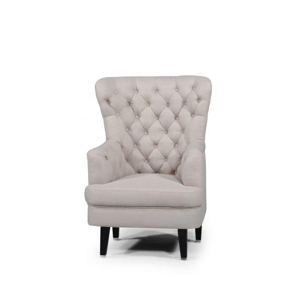 Louis chair Key west Linen